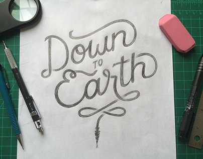 AIM | Hand Lettering Designs