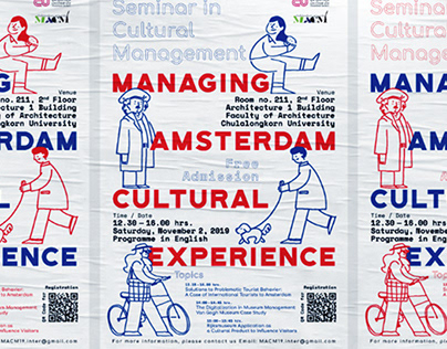 Managing Amsterdam Cultural Experience