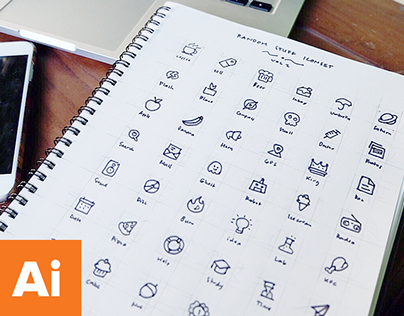 Random Stuff Free Iconset vol 2