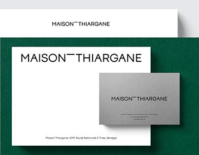 MAISON THIARGANE