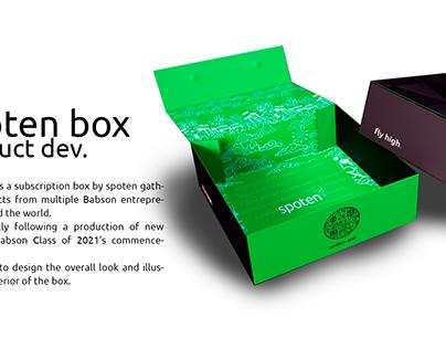 Spoten Box Product Dev.