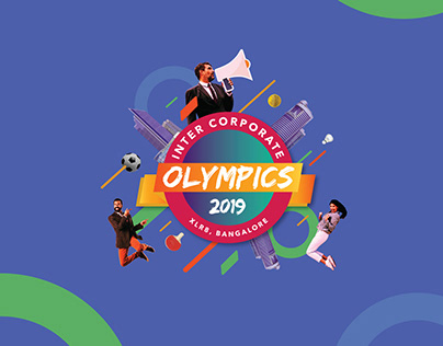 Event Identity - Inter-Corporate Olympics