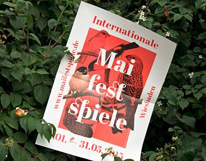 Internationale Maifestspiele 2015