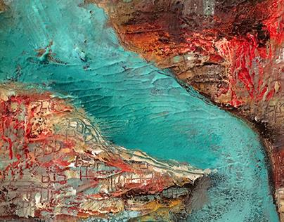 "Exhibition ""Pequeña Tierra"" ""Little Earth"" 2017"