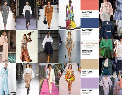 Fashion Moodboard 2019 on Behance