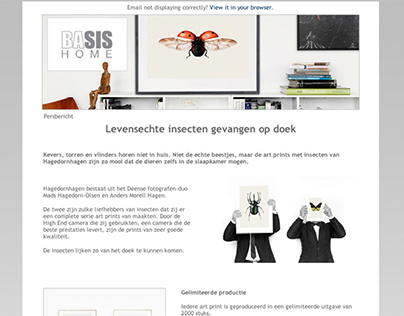 BaSIS Home HTML News Release