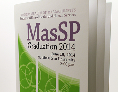 MasSP Graduation Booklet, 2014