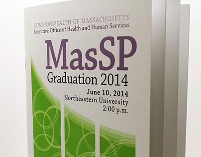 MasSP Graduation Booklet, 2014