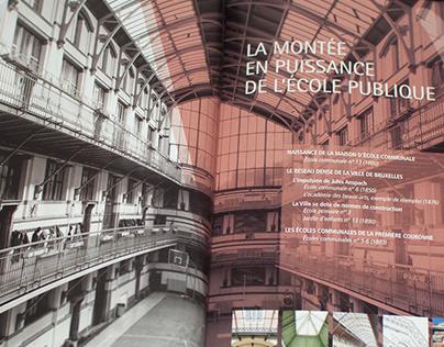 Book Bruxelles au tableau noir