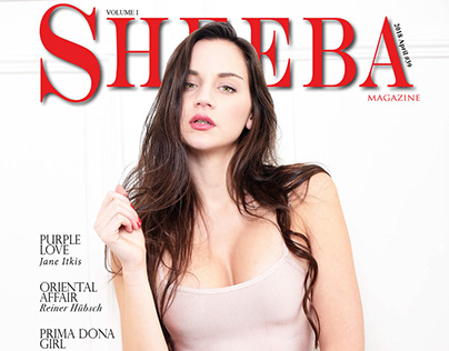 DYNASTY Sheeba Magazine Publication
