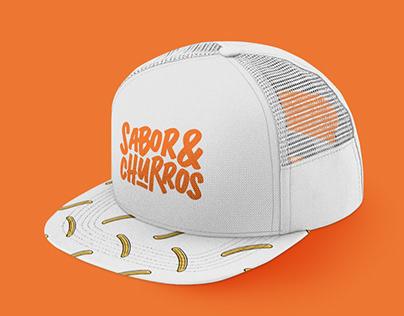 Sabor & Churros - Identity design