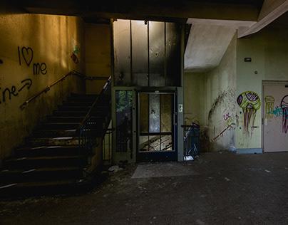 Klinik Aparth Lost Place