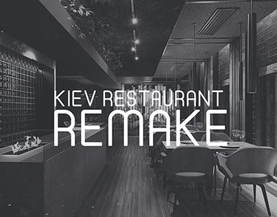 Kiev Restaurant Remake
