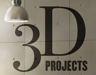 3D Projects 2