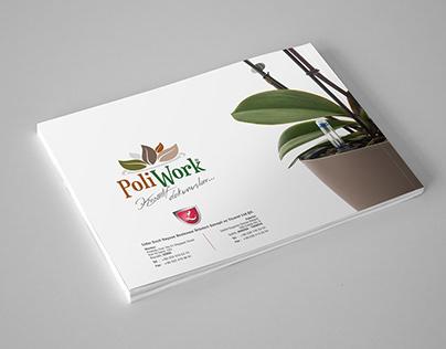 Poliwork Katalog Tasarımı