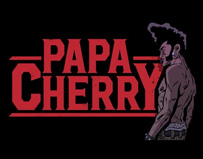 Papa Cherry graphic novel