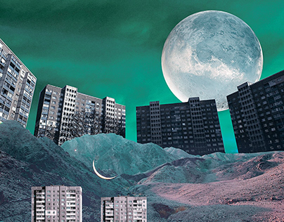 Urban Collages