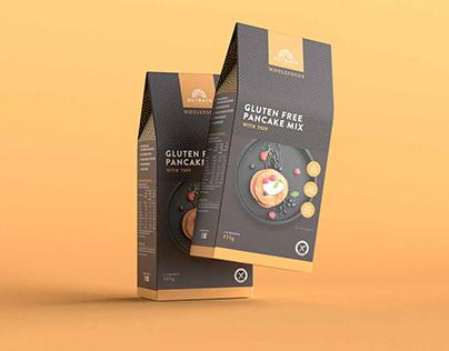 Outback Harvest Packaging Design