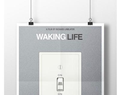 Waking Life Alternative Movie Poster