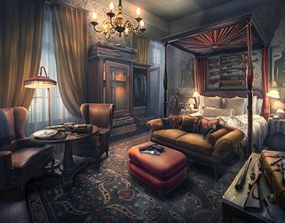 Hitman room