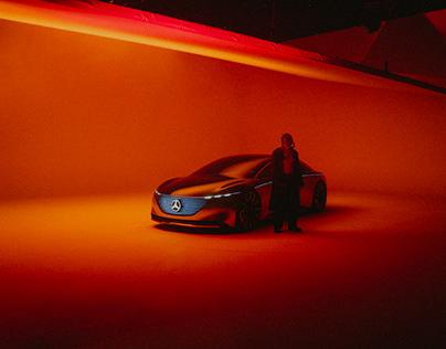 Kelvyn Colt x Mercedes Benz