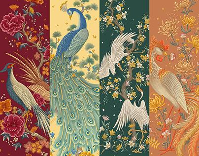 'Mộc Cầm' Collection - Xéo Xọ Lunar New Year 2020