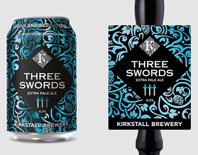 Branding a small Yorkshire brewery – Kirkstall
