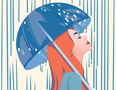 Medve sajt - Packaging illustration