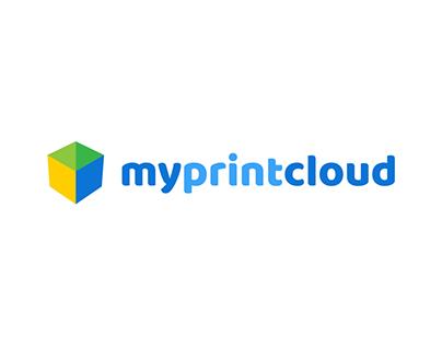 MyPrintCloud | Logo animation