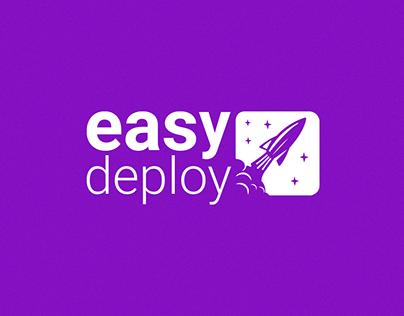 Easy Deploy | Logo