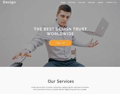 hello,My new website design..