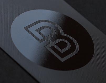 Bergmann & Berg metal business cards
