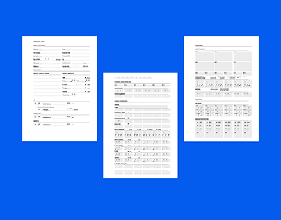 Redesigning healthcare forms for 3 African countries
