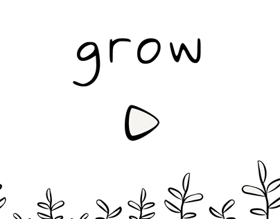 grow: specialisation game design project