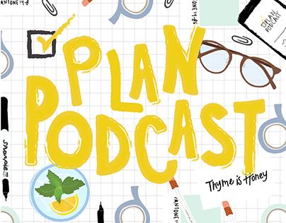 Plan Podcast Cover Art
