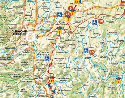 Cartographie 2d