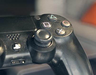 PS4 Controller (CG)