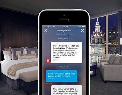 Hotel Messaging