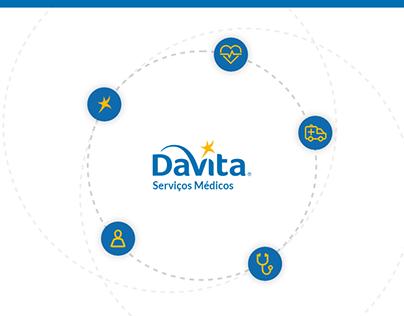 DaVita - Linhas de Cuidados - Web page