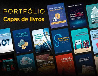 Capas de Livros :: Portfólio de criação de capas