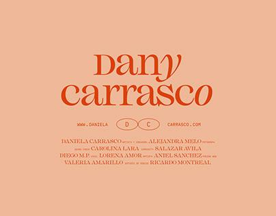Dany Carrasco | Branding
