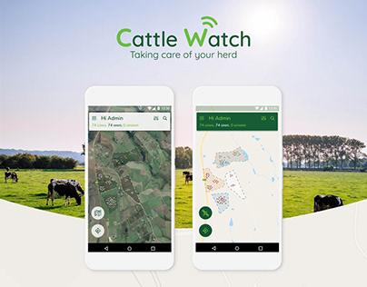 Cattle watch - IOT app