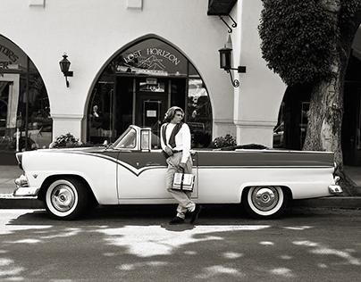 Gary Paul | Mens Fashion Photography