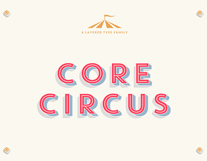 Core Circus_Layered Type Family