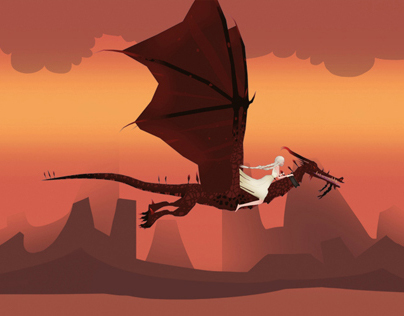 Where is Dany going? (Animated gif)