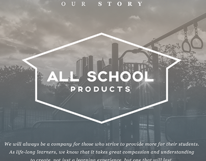 All School Products Website