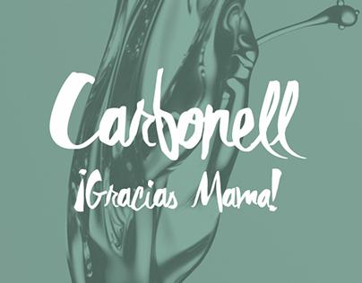 Carbonell / ¡Gracias mamá!