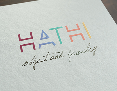 Hathi | Logo & Business Cards