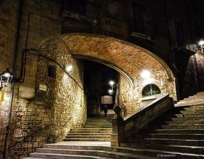 Girona - Night