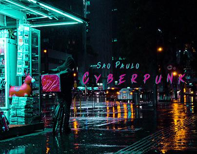 São Paulo Cyberpunk